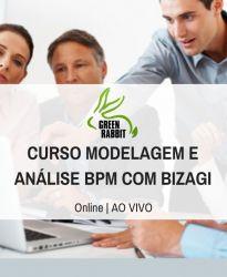 Curso Modelagem e Análise de Processos com Bizagi (Online / Ao Vivo)