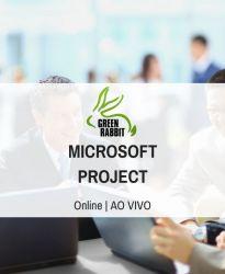 Curso MS Project - Básico ao Avançado (Online / Ao Vivo)