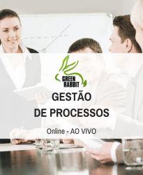 Curso Gestão de Processos - BPM (Online / Ao Vivo)