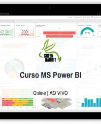 Curso MS Power BI Desktop (Online / Ao Vivo)