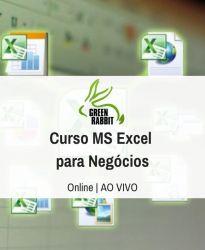 Curso MS Excel do Básico ao Avançado (Online / Ao Vivo)